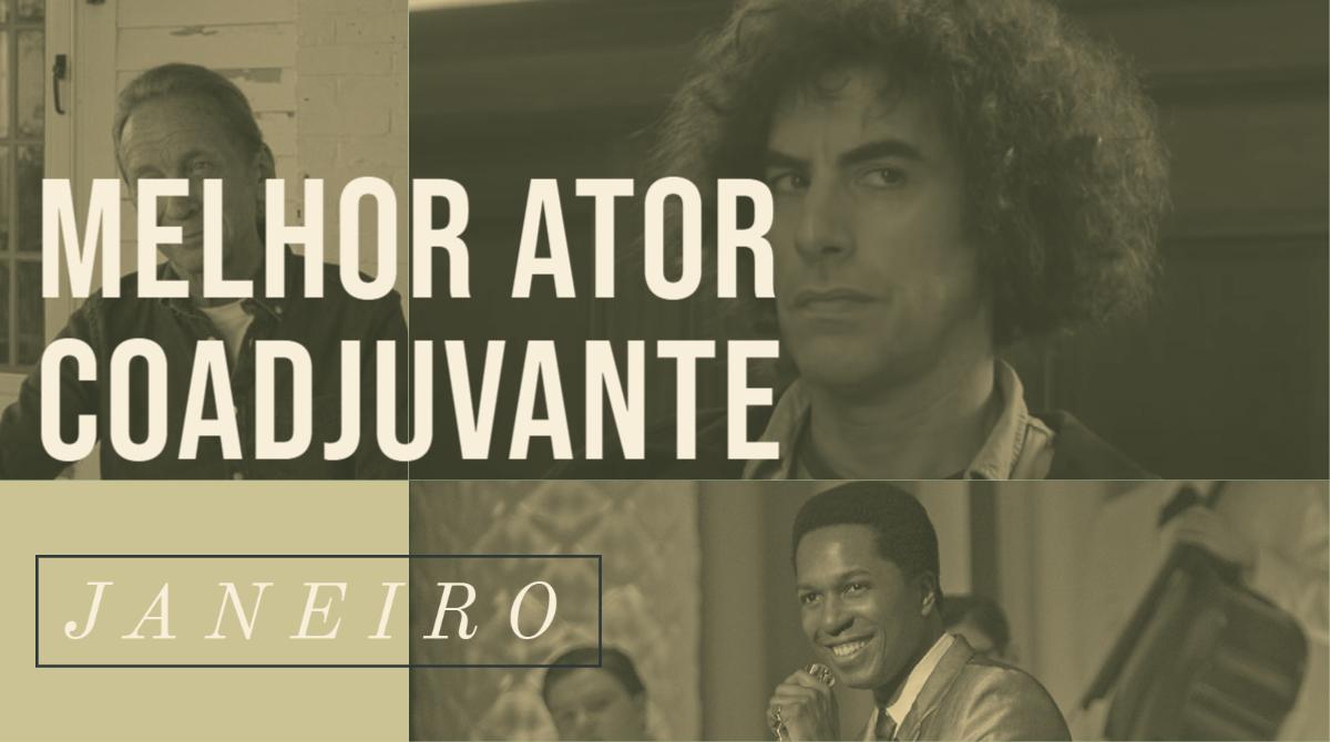 Oscar 2021 – Melhor Ator Coadjuvante (Janeiro)