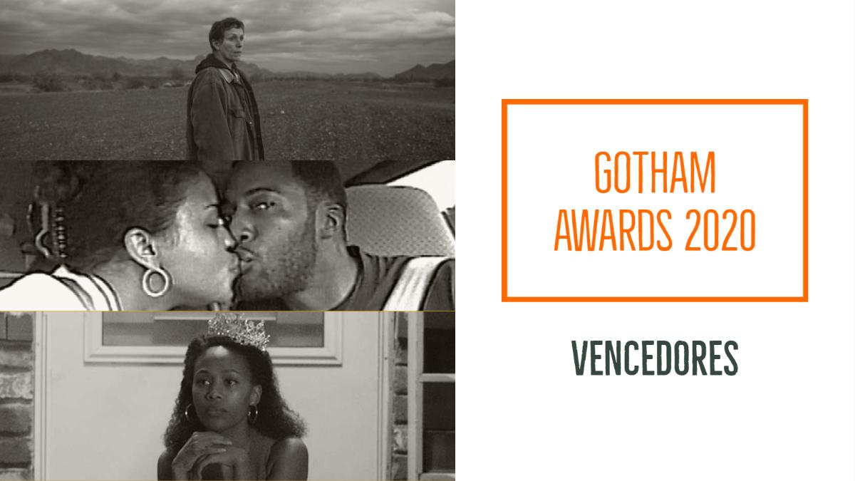 Gotham Awards 2020 – Confira os vencedores