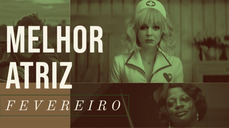Oscar 2021 – Melhor Atriz (Fevereiro)